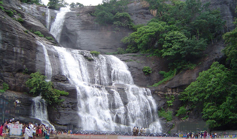 Important Tourist Places in Valparai