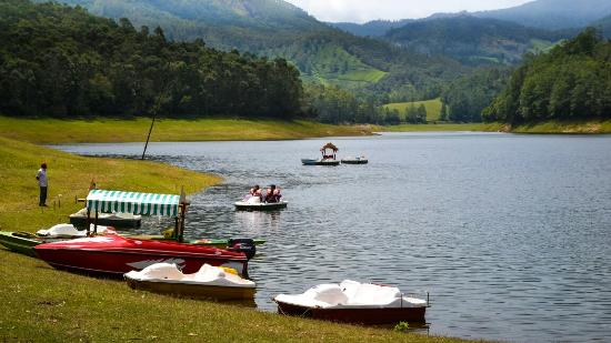 Cochin–Munnar-Valparai Tour Package